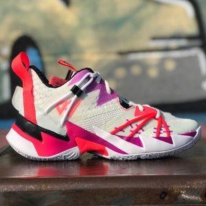 Nike Jordan Why Not? Zer0.3 SE Basketball Sneakers